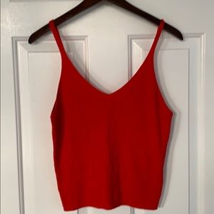 tank top red